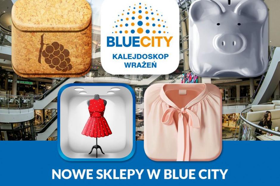 Blue City pełne nowości