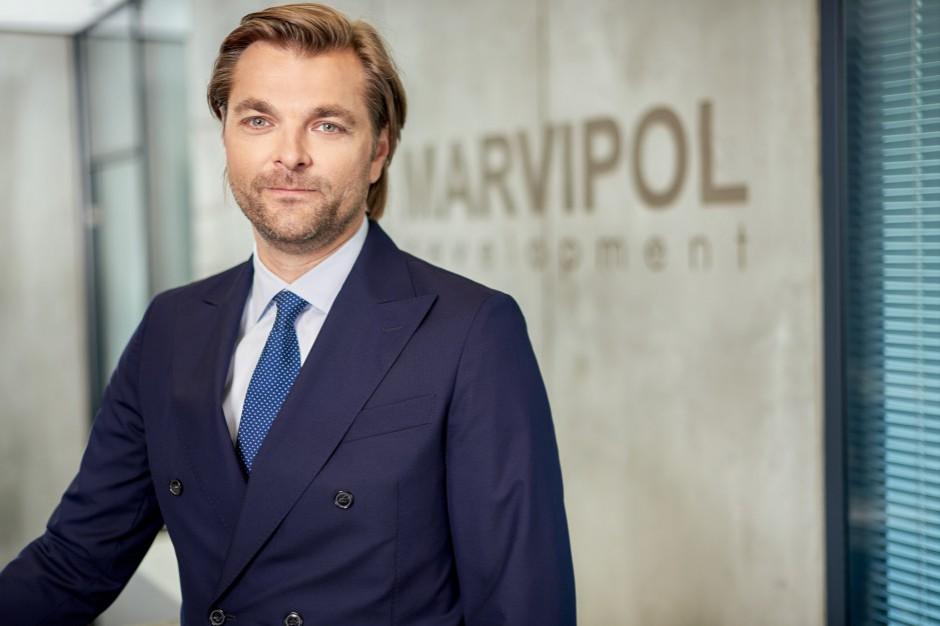 Mariusz Poławski pozostaje w Marvipolu