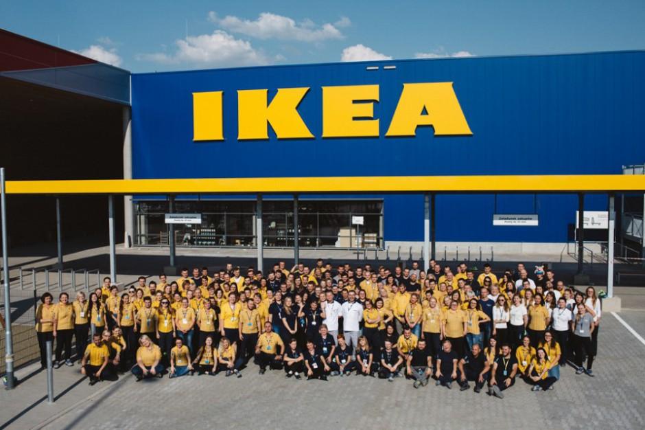 Rośnie sprzedaż w sklepach Ikea