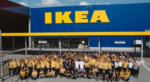 Krakowska IKEA idzie do domu klienta