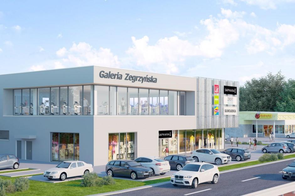 Kolejny projekt handlowy pod Warszawą na ostatniej prostej
