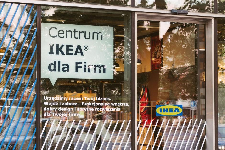 Centrum IKEA dla Firm - nowy punkt w sercu Warszawy