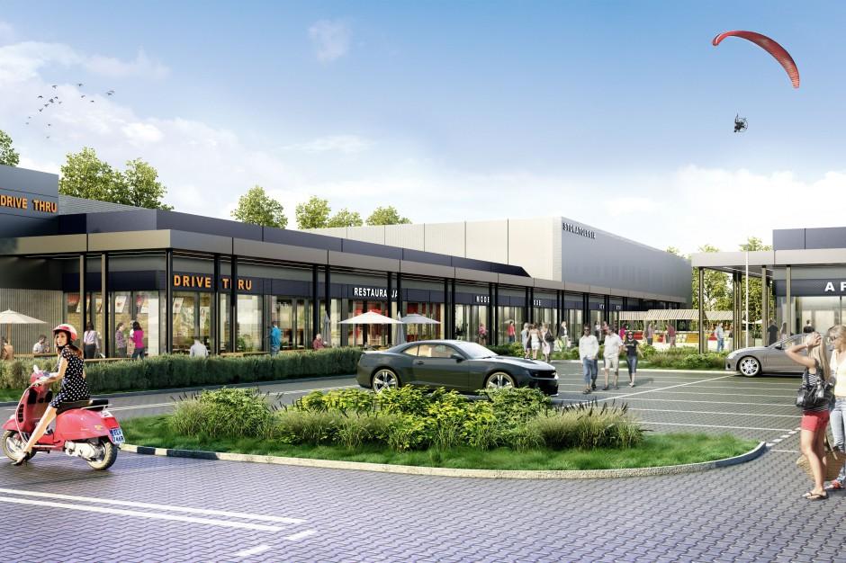 Są już pierwsi najemcy street mall Vis à Vis Warszawa