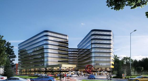 Krakowski kompleks biurowy z finansowaniem