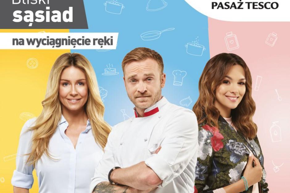 Gessler, Rozenek-Majdan, Krupińska. Pasaże w gwiazdorskiej oprawie