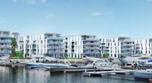 Yacht Park w Gdyni z generalnym wykonawcą