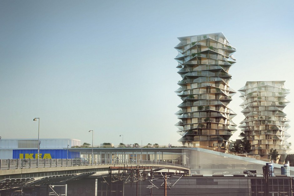 Nowy miejski koncept Ikei