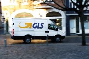 Magazyn GLS w nowej lokalizacji