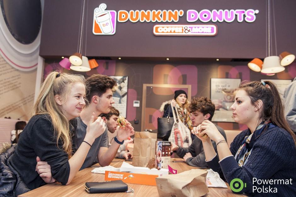 Dunkin' Donuts - słodko i z doładowaniem