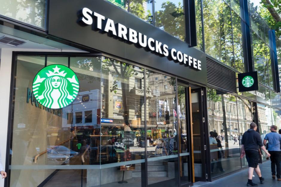 Koniec sklepu internetowego Starbucks