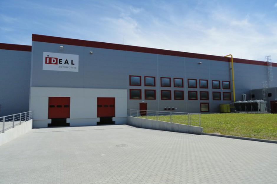 Kolejna fabryka od Panattoni