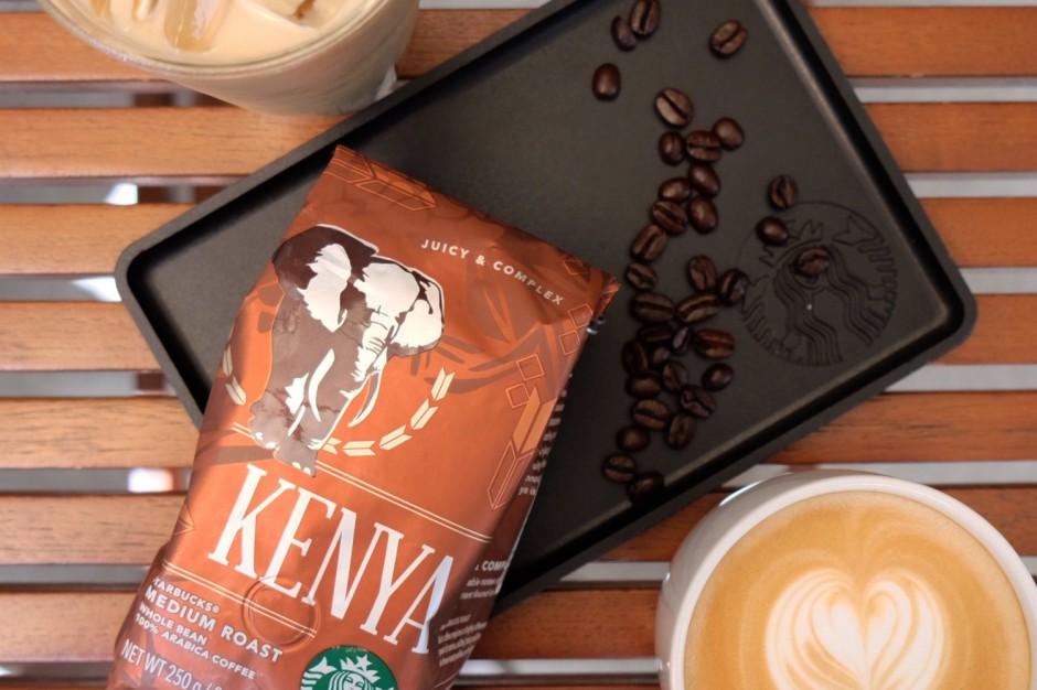 Starbucks z 20. kawiarnią w Warszawie