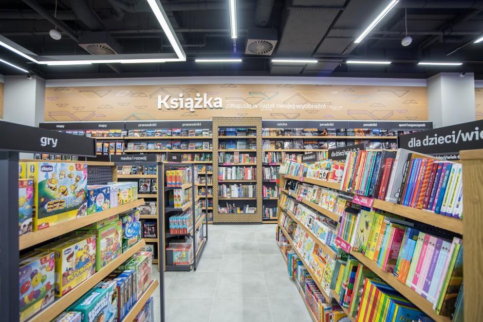 Koncept przyszłości Empiku rozrasta się w polskich centrach