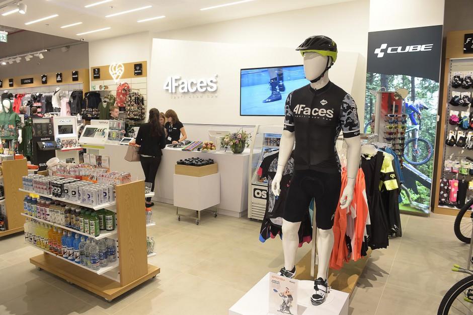 Pierwszy multibrandowy koncept marki 4Faces zadebiutował w stolicy