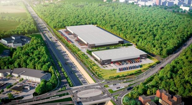 Było Centrum Handlowe Sosnowiec, będą magazyny
