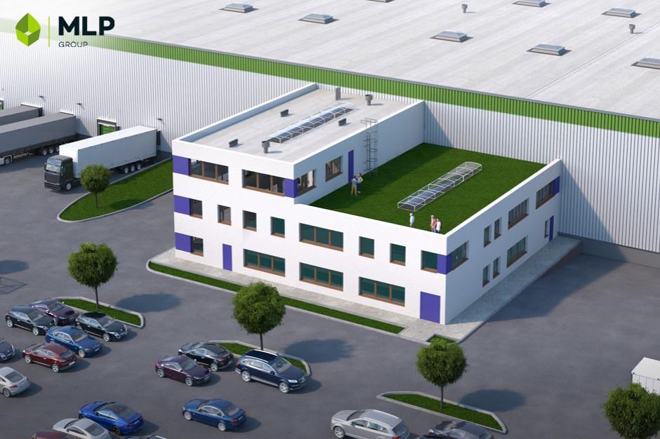 Nowy najemca MLP Pruszków II wybuduje biurowiec z tarasem na dachu