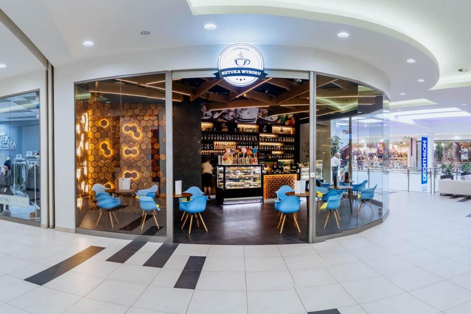 Na kawę do Plazy? Sztuka Wyboru wita gości