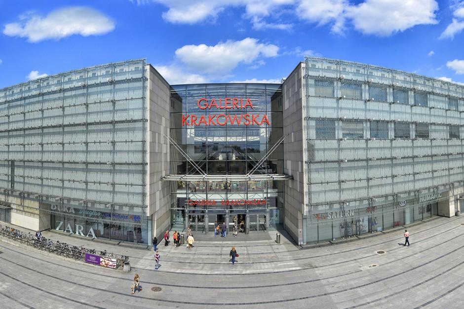 Nowy najemca w Galerii Krakowskiej