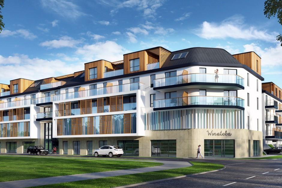 Budowa nowego centrum Międzyzdrojów nabiera tempa