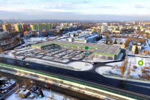 Wbito pierwszą łopatę. Dąbrowa Górnicza z nowym parkiem handlowym