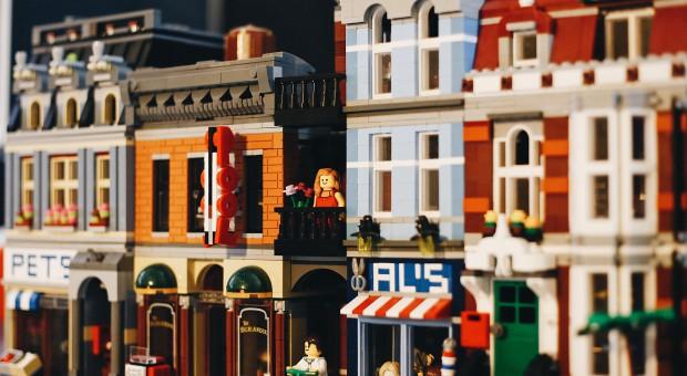 Weekend pod znakiem LEGO