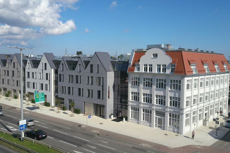Rewitalizacja w wielkim stylu. Biznes, Hampton by Hilton i Lidl pod jednym dachem