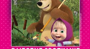 Masza i Niedźwiedź w handlowym klimacie