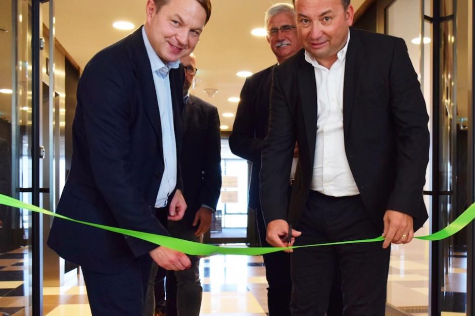 """Wybrali """"biurowiec, który łączy"""". Fundacja Lechii Gdańsk w Olivia Business Centre"""