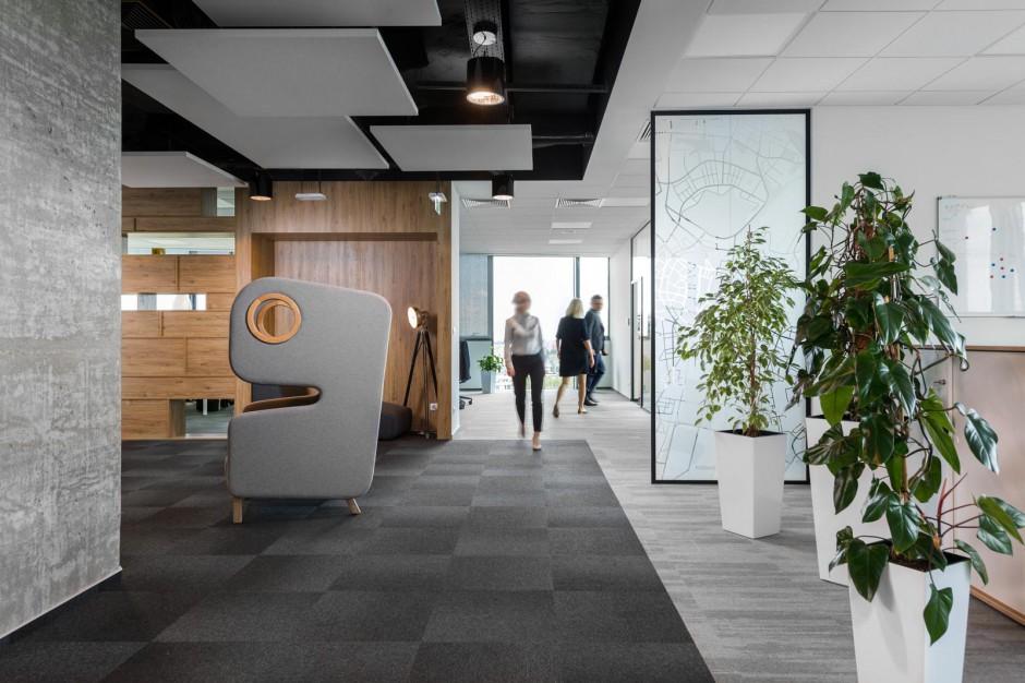 Nowe biuro najemcy West Station. Tu liczy się bezpośredni kontakt