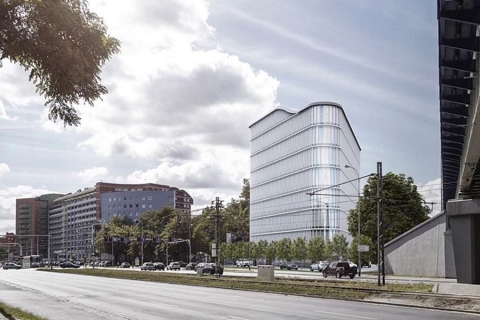Nowoczesny biurowiec powstaje we Wrocławiu. To SQ Business Center od FB Antczak