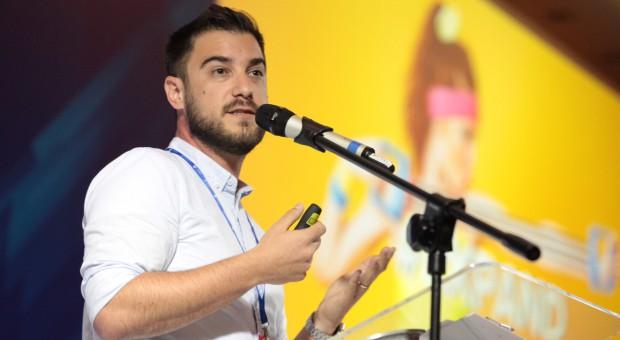Oskar Zięta, Marriott, Mindspace i Tecno - pełne inspiracji wystąpienia na Property Forum