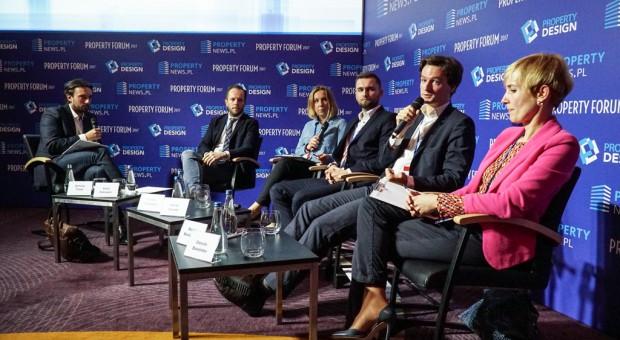 Property Forum 2017: Dobrze zaprojektowane biuro to inwestycja w ludzi