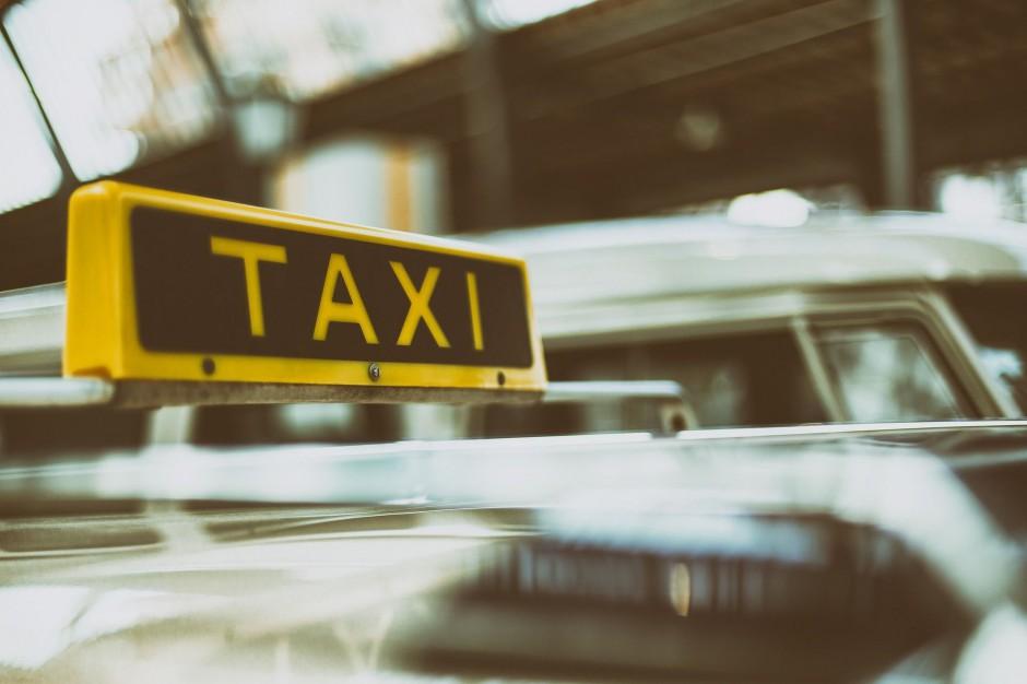 Latającą taksówką do... hotelu w Dubaju?