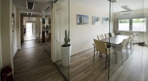 Komfort biura stymuluje wydajność pracowników
