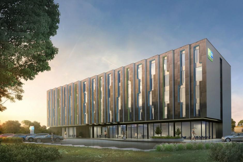 Wiemy jak będzie wyglądał hotel przy lotnisku w Jasionce