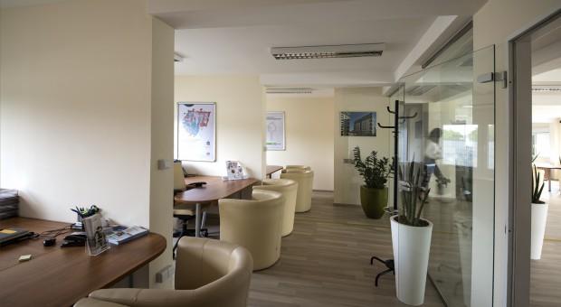 Biuro, które pobudza wydajność. Zobacz przestrzeń dla Volkswagen Polska