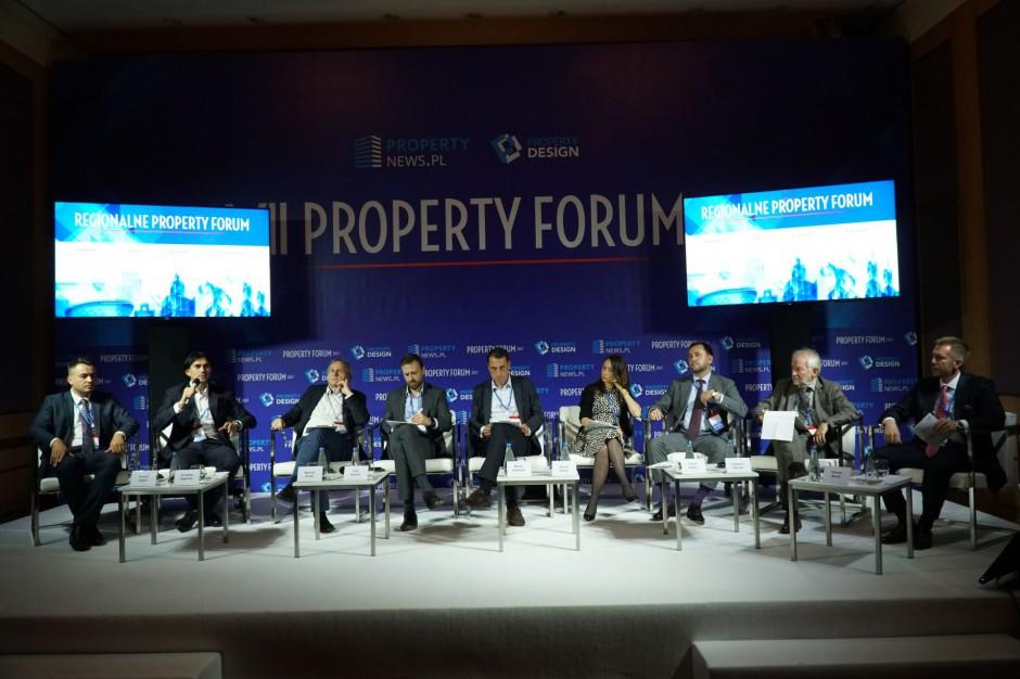 Property Forum 2017: Wola uczy się na błędach Służewca