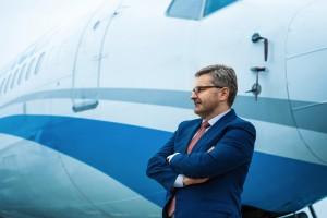 """Pyrzowice - """"portem bez ograniczeń"""". Artur Tomasik o inwestycjach w Katowice Airport"""