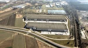 Więcej produkcji w tyskim projekcie Segro