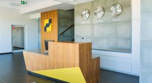Sukces tkwi w detalach. Zobacz przestrzeń biura MWH Meble