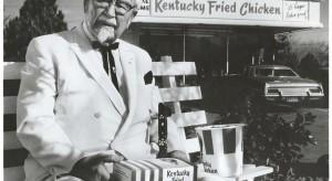Twórca KFC przeklinał jak szewc, ale gotował jak mistrz