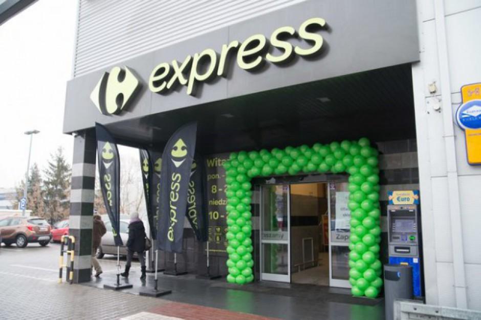 Carrefour Express ma nowy adres w Warszawie