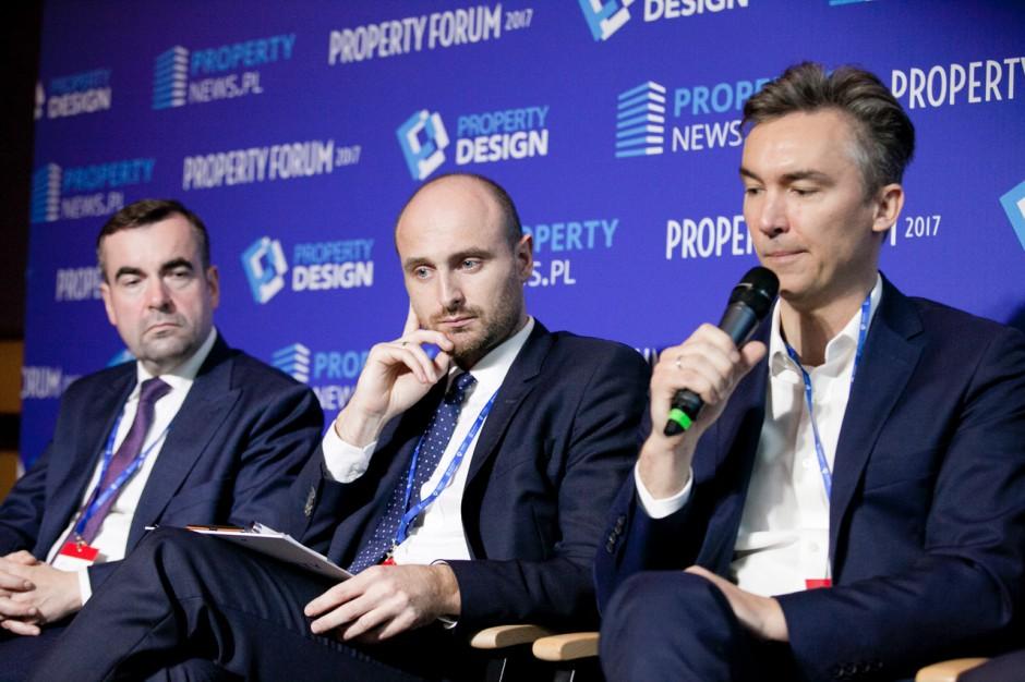 Property Forum 2017, sesja REIT – kiedy, co i jak?