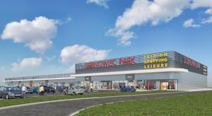 Nowa inwestycja Immochan tuż przy CH Auchan Sosnowiec