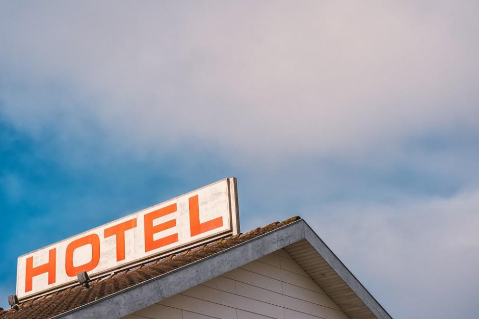 Hotel w centrum Kielc okradziony