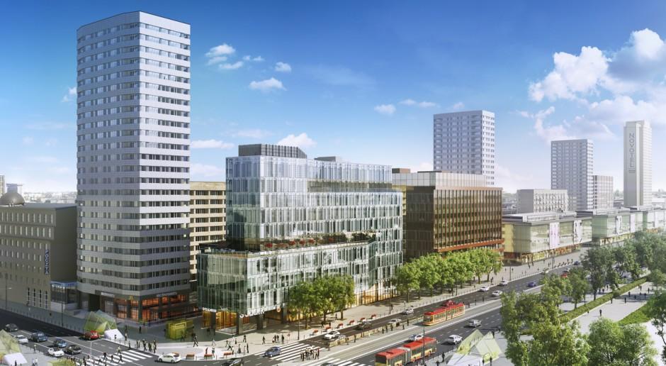 Centrum Marszałkowska poczeka dłużej na nowego właściciela