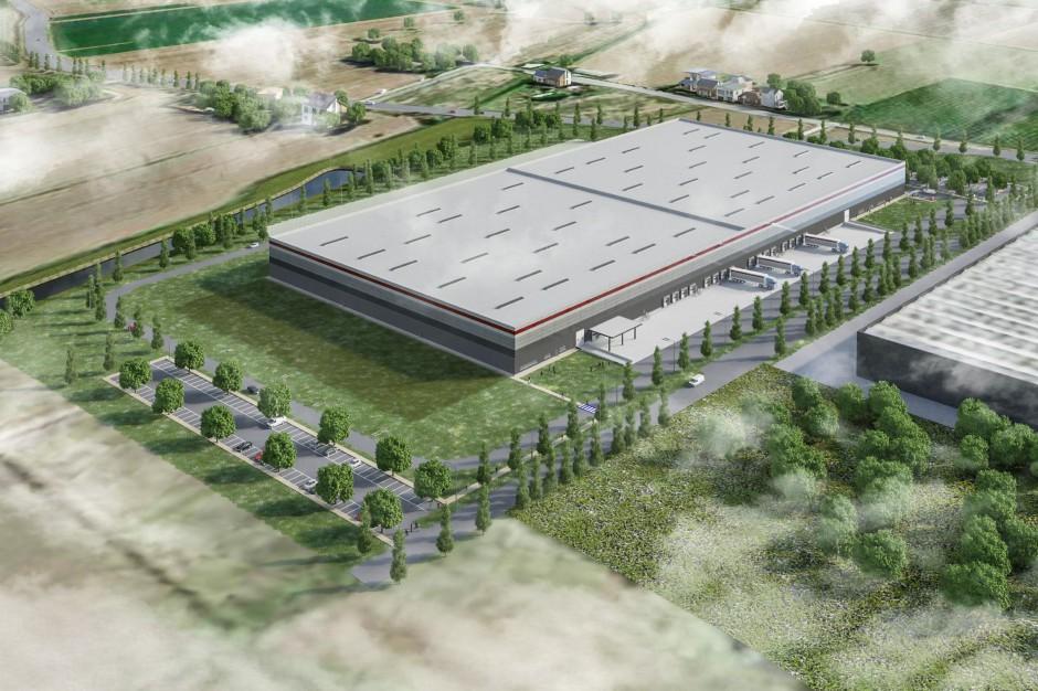 P3 zbuduje magazyny dla Lamborghini i Ducati