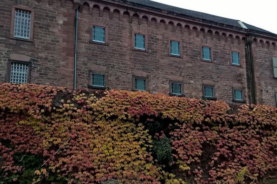Butikowy hotel w więzieniu