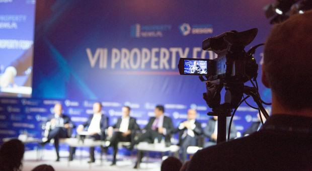 Wyjątkowe spotkanie największych graczy rynku nieruchomości - zobacz film z Property Forum 2017