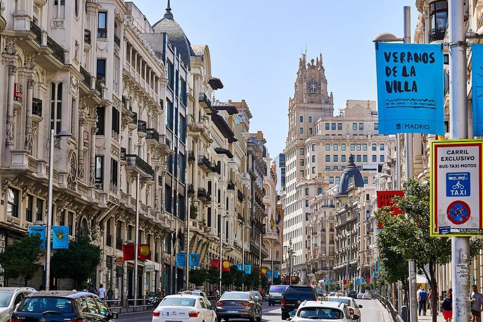 AmRest wybiera Madryt